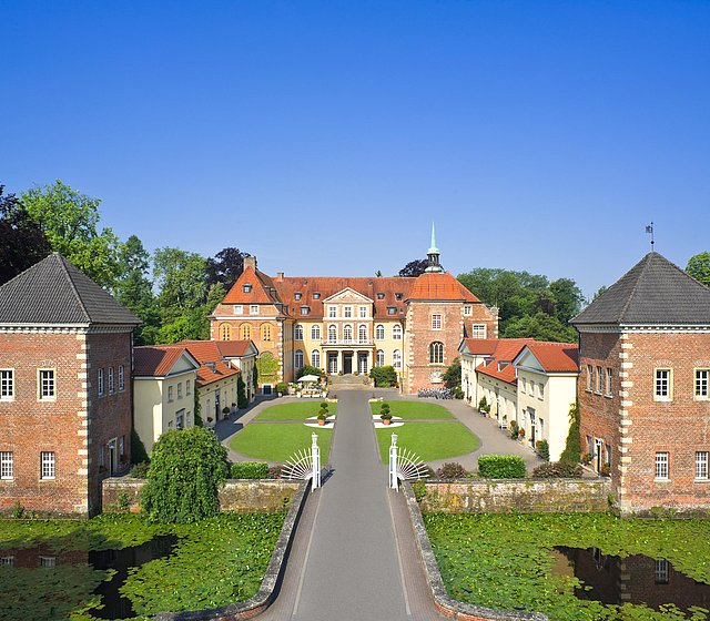 Estate at Schlosshotel Velen