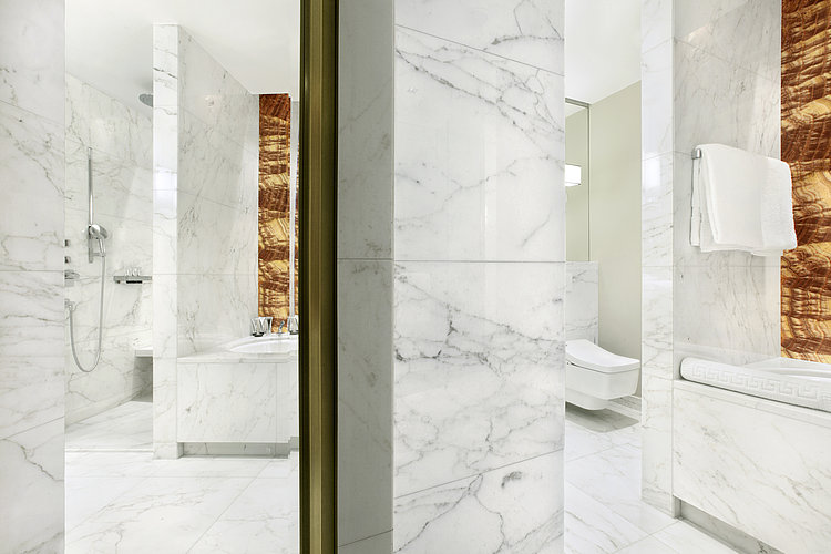 WASHLET™ in the Royal Penthouse Suite at Park Hyatt in Vienna