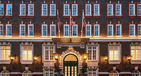 Great Scotland Yard Hotel, London
