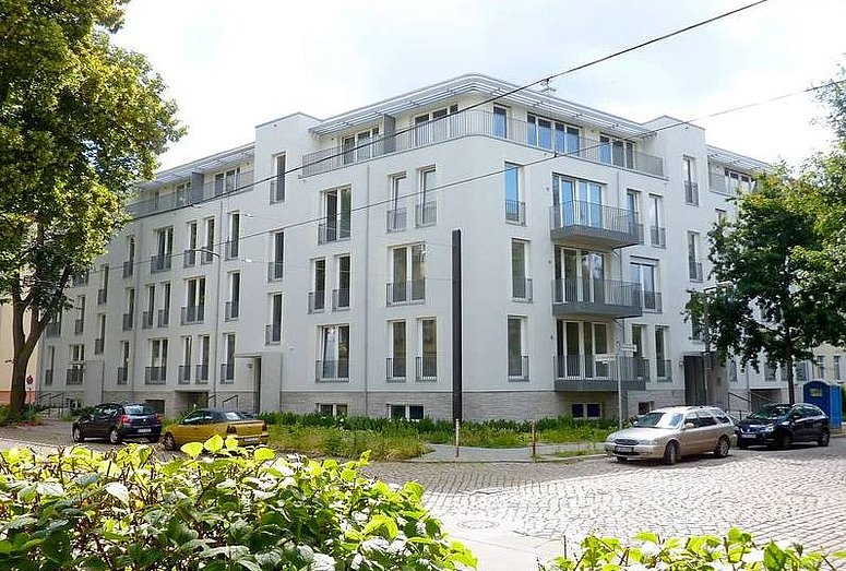 Residential building in Berlin Pankow
