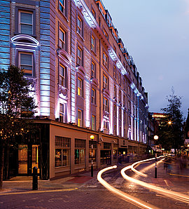 Radisson Blu Edwardian Mercer Street Hotel, London