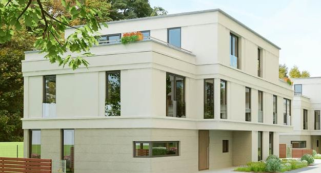 Exclusive apartments at Dahlem Paradise in Berlin